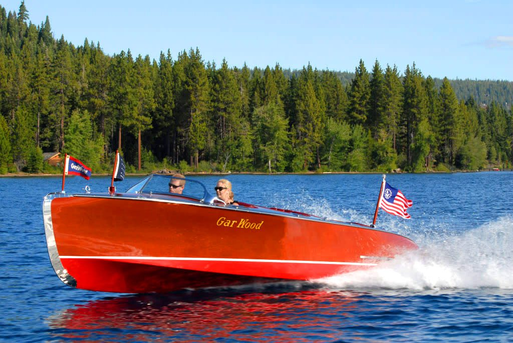 Lake Arrowhead Antique and Classic Wooden Boat Show