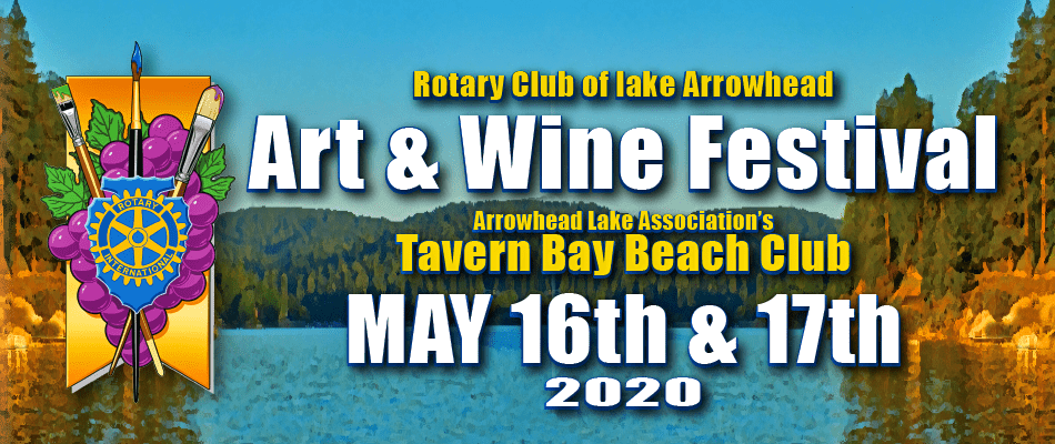 Lake Arrowhead Art & Wine Festival