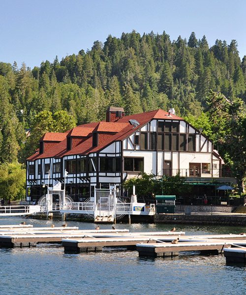 Lake Arrowhead Community Info - Lake Arrowhead Village
