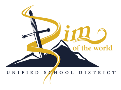 Rim of the World USD Logo